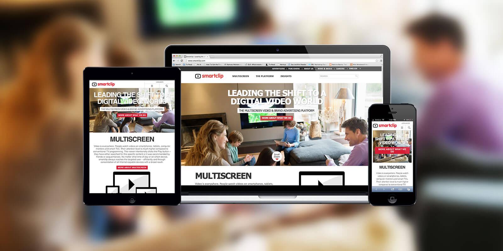 tendencias en diseño web en 2019 responsive design